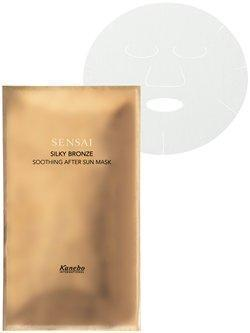 Sensai Silky Bronze Soothing After Sun Mask, 27ml
