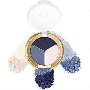 Jane Iredale PurePressed Triple Eye Shadow - Truly Denim