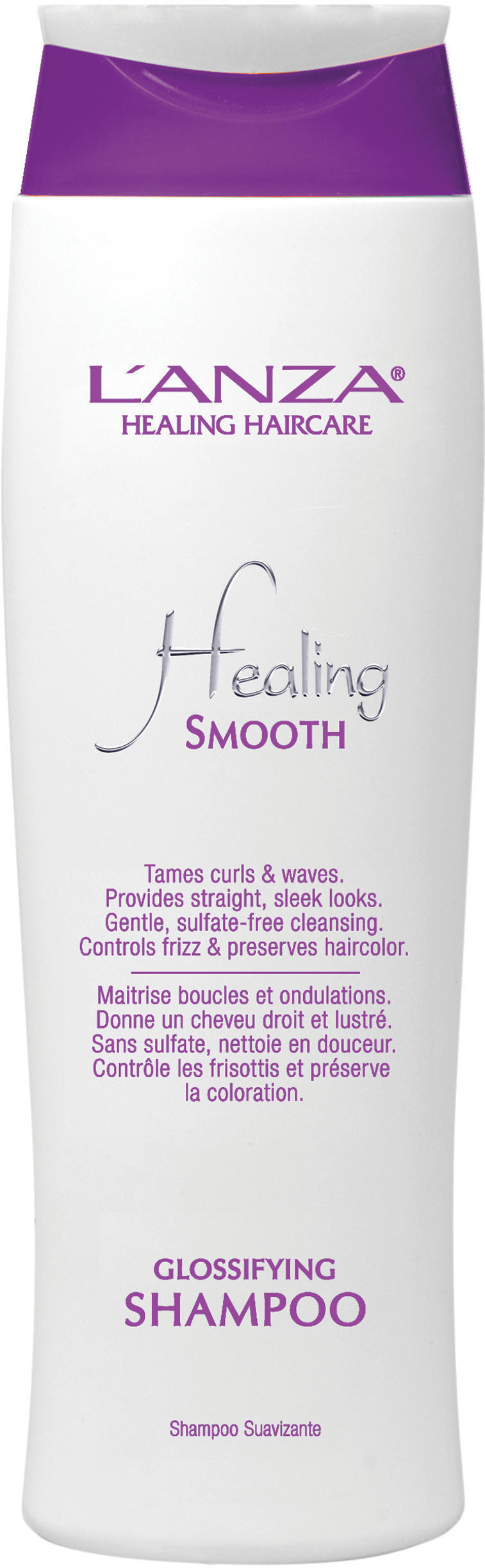 Lanza Healing Smooth - Glossifying Shampoo, 300ml