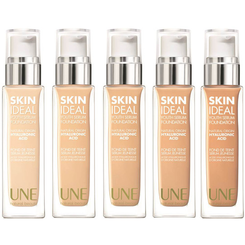 UNE Skin Ideal Youth Serum Foundation