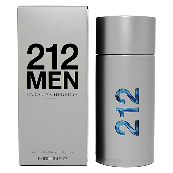 Carolina Herrera 212 for Men EdT 100ml