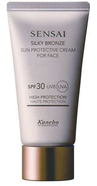 Kanebo Sensai Silky Bronze Cream For Face Spf 30, 50ml