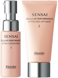 Kanebo Sensai Cellular Performance Lifting Peel-Off Mask 20ml + 50ml