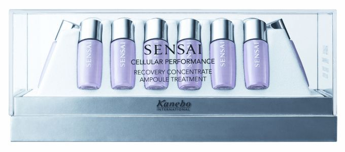 Kanebo Sensai Cellular Performance Recovery Conc. Ampoule Treatment 142ml