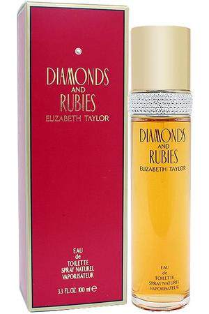 Elizabeth Taylor Diamonds & Rubies EdT 100ml