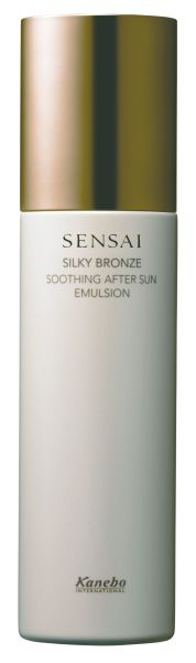 Kanebo Sensai Silky Bronze Soothing After Sun Emulsion 150ml