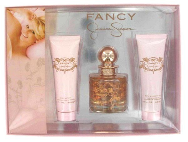 Jessica Simpson Fancy PRESENTASK EdP 100ml + Body Lotion 90ml + Shower gel 90ml