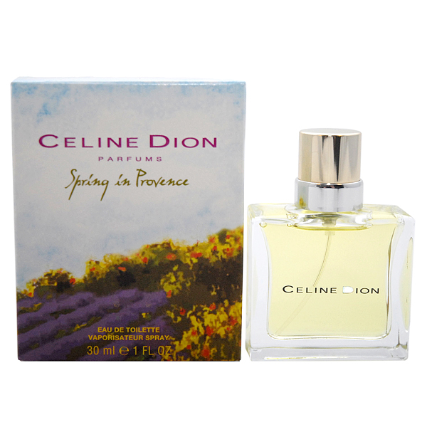 Celine Dion Spring In Provence EdT 30ml