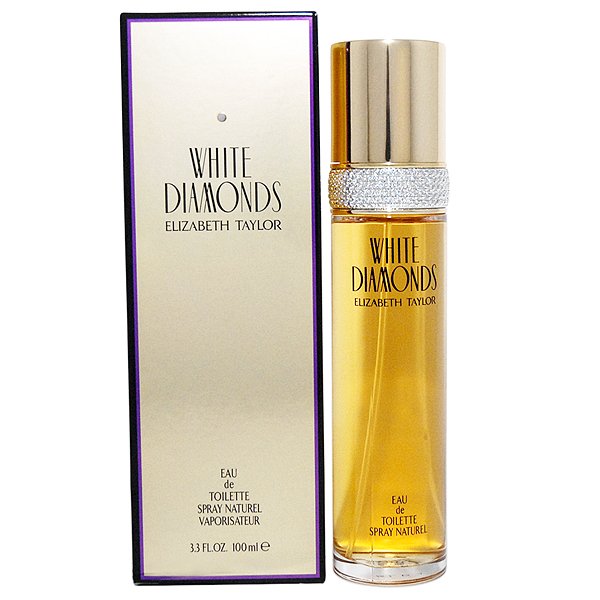 Elizabeth Taylor White Diamonds EdT 100ml