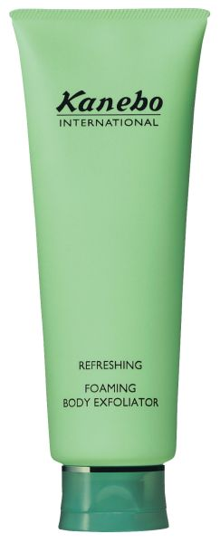 Kanebo Refreshing Foaming Body Exfoliator 250ml