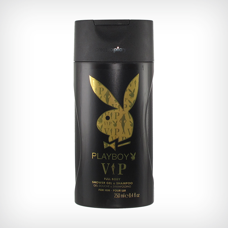 Playboy - VIP For Him Shower Gel & Shampoo 250ml