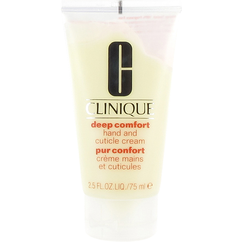 Clinique - Deep Comfort Hand & Cuticle Cream 75ml