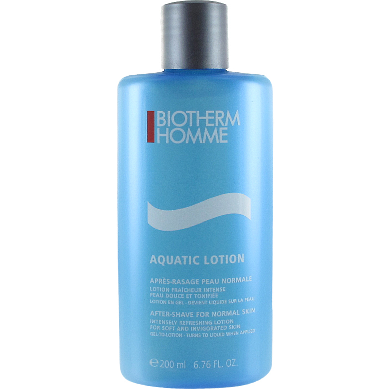 Biotherm Homme - Aquatic Lotion After Shave for Normal Skin 200ml