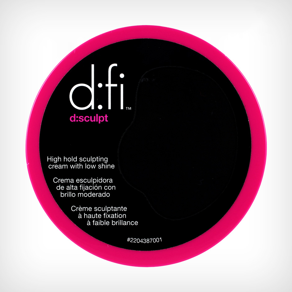 d:fi - d:sculpt High Hold Sculpting Cream 150g