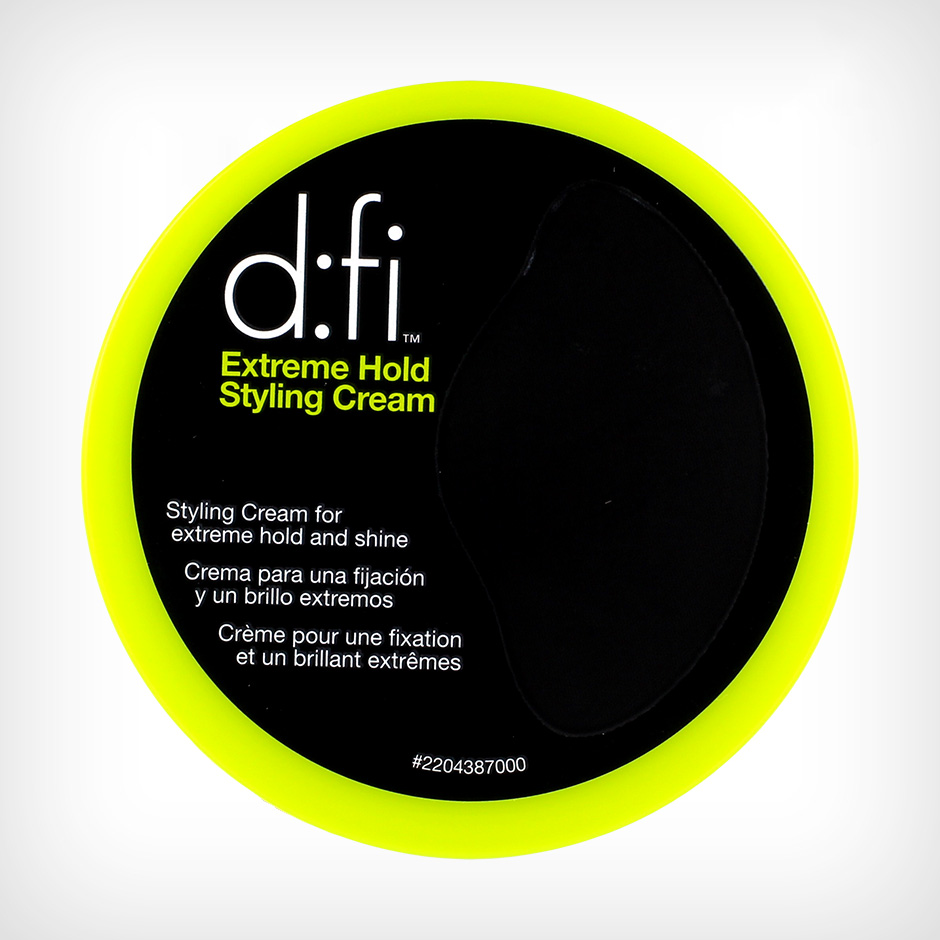 d:fi - Extreme Hold Styling Cream 150g