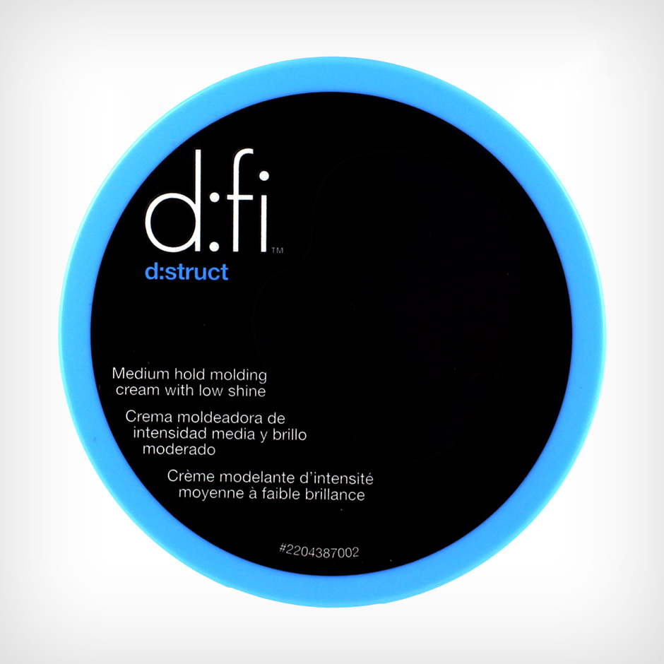 d:fi - d:struct Medium Hold Molding Cream 75g