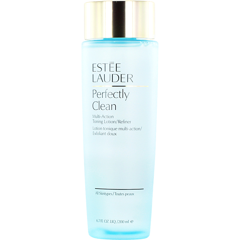 Estée Lauder - Perfectly CleanAction Toning Lotion/Refiner For All Skin Types 200ml