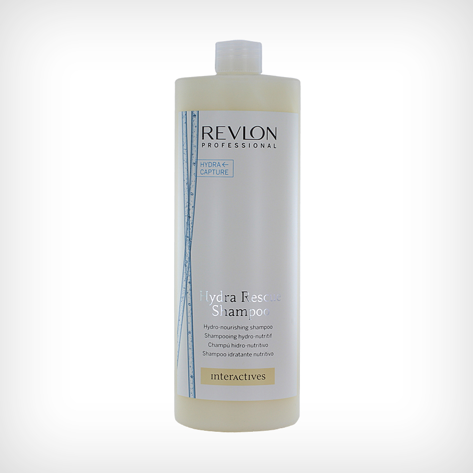 Revlon - Interactives Hydra Rescue Shampoo 1250ml