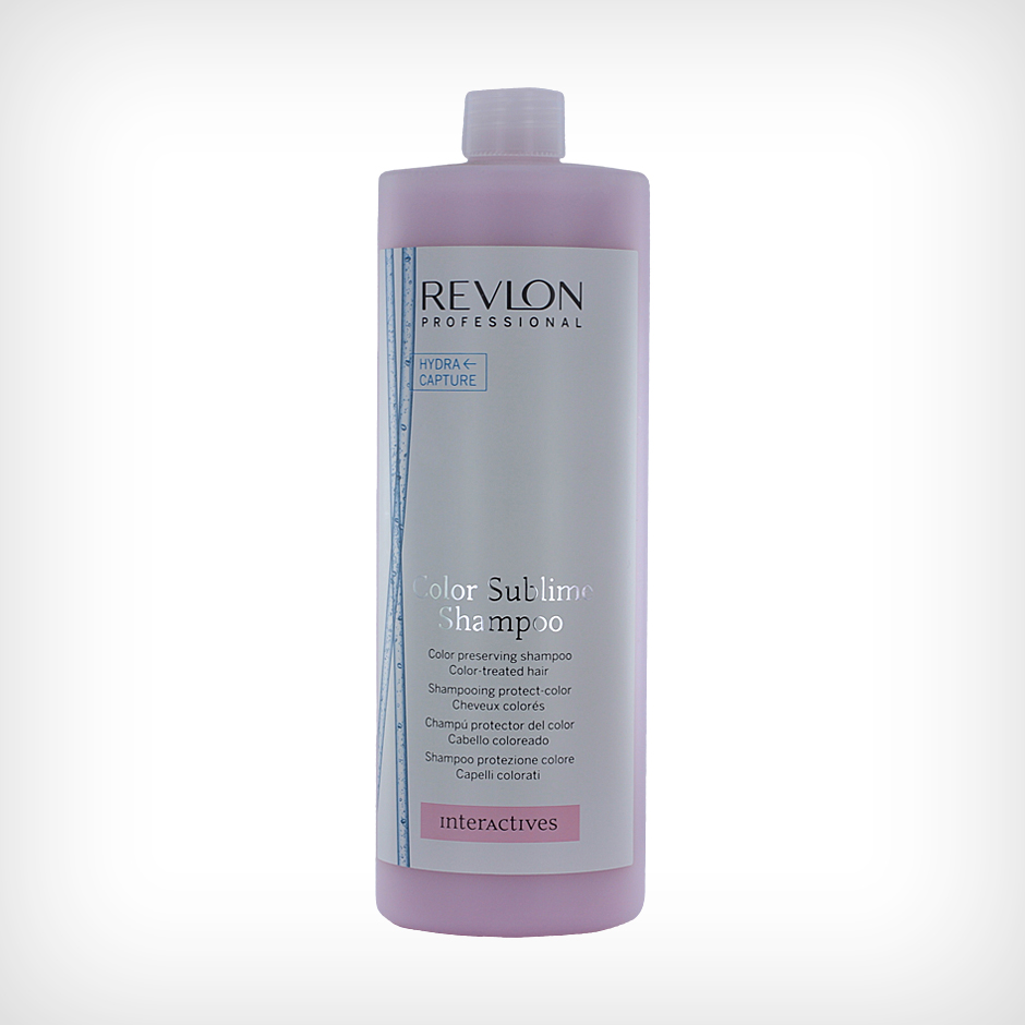Revlon - Interactives Color Sublime Shampoo 1250ml
