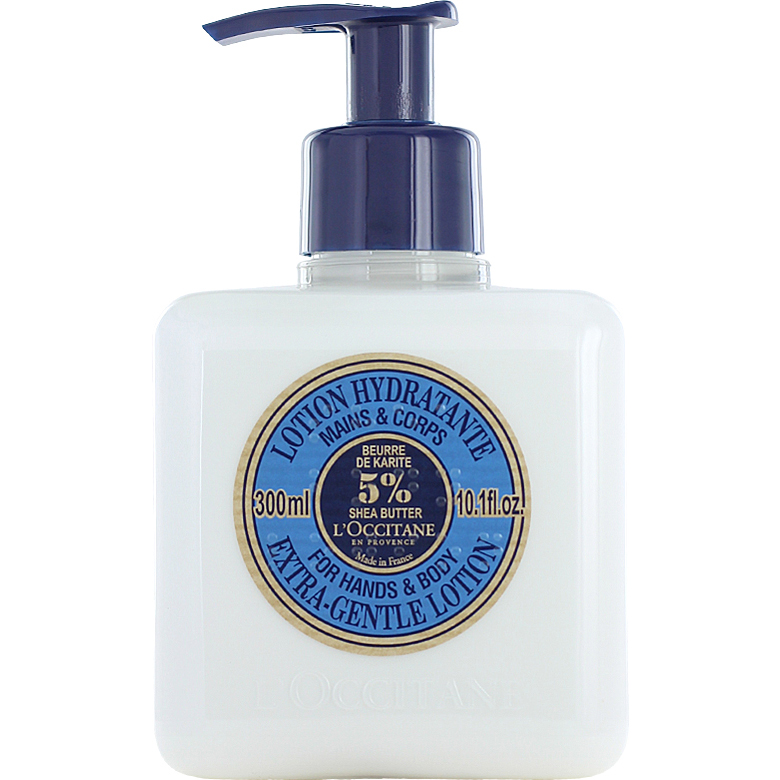 L'Occitane - Shea Butter Extra Gentle Lotion For Hands & Body 300ml