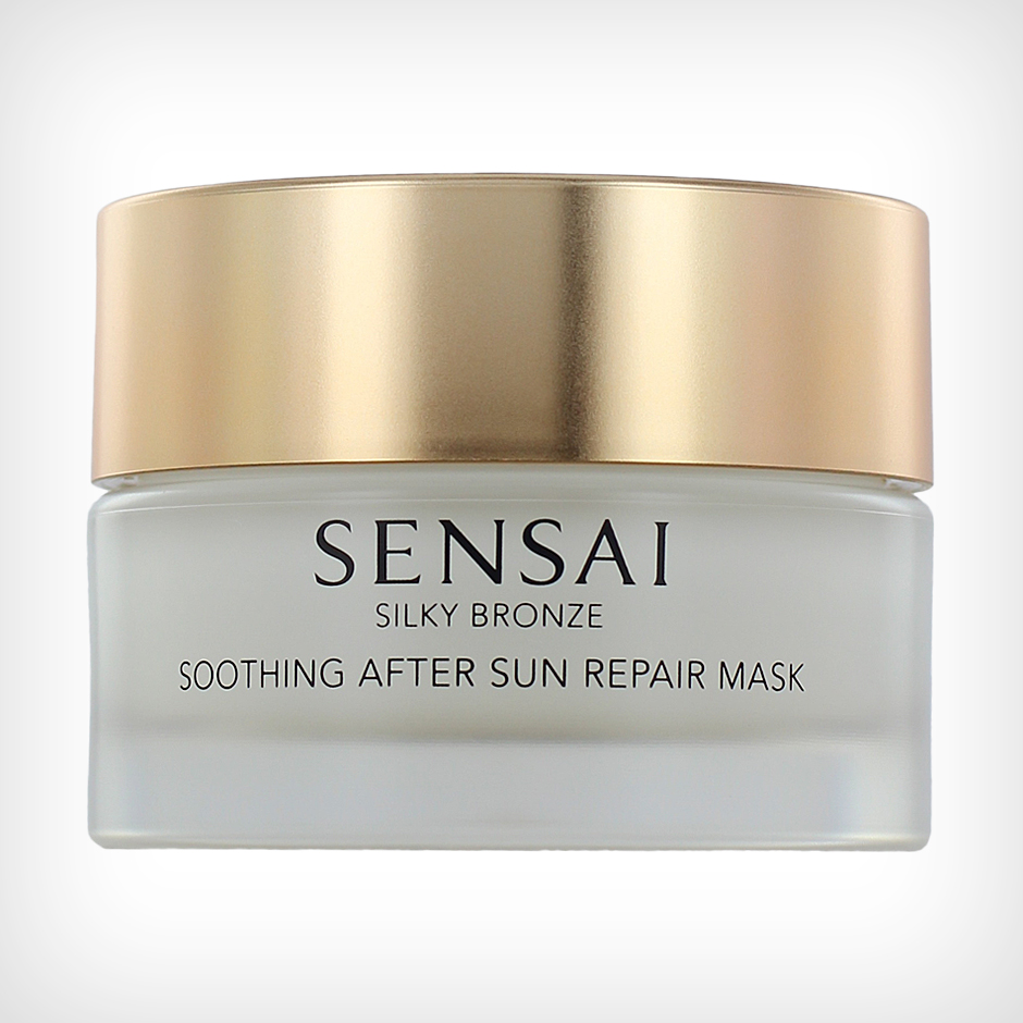 Sensai - Silky Bronze Soothing After Sun Repair Mask 60ml
