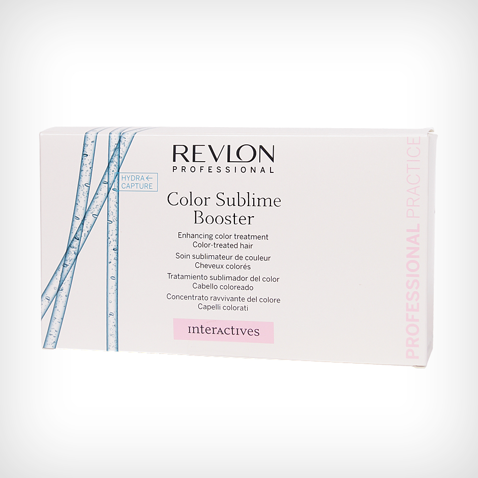 Revlon - Interactives Color Sublime Booster 20x10ml