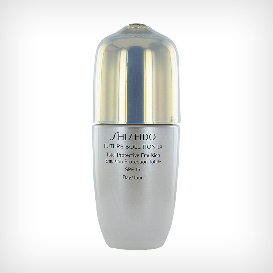 Shiseido - Future Solution LX Total Protective Emulsion SPF15 75ml