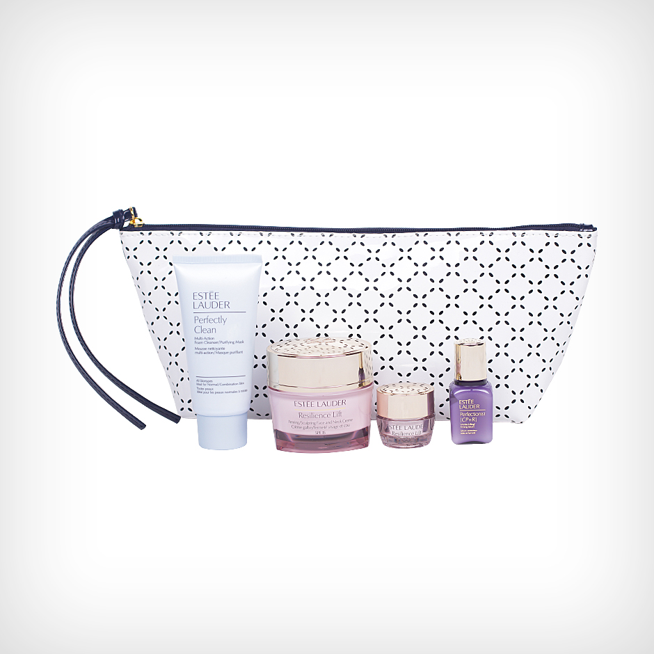 Estée Lauder - Lifting/Firming Your Complete System Set 5 Pieces Kit. All Skin Types.