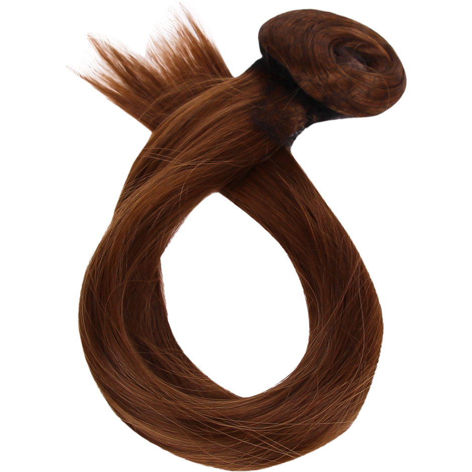 Rapunzel of Sweden - Clip-On Ponytail #30/8 Chestnut Brown 40cm