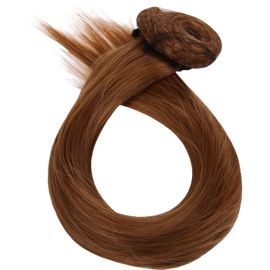 Rapunzel of Sweden - Clip-On Ponytail #12 Honey Brown 40cm
