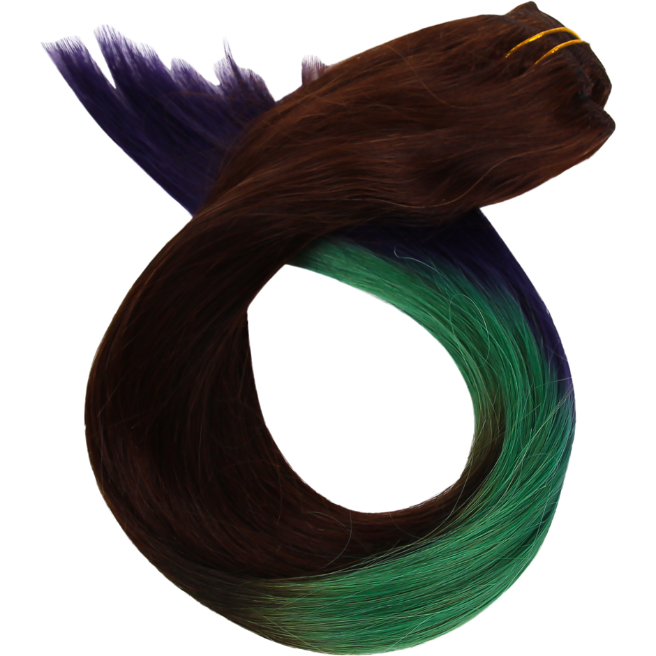 Rapunzel of Sweden - Dip Dye Clip-In Rock Chic 50cm