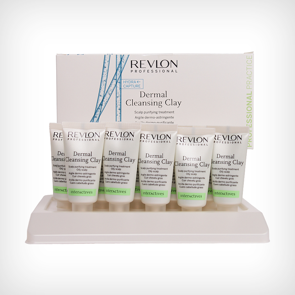 Revlon - Interactives Dermal Cleansing Clay 15x18ml