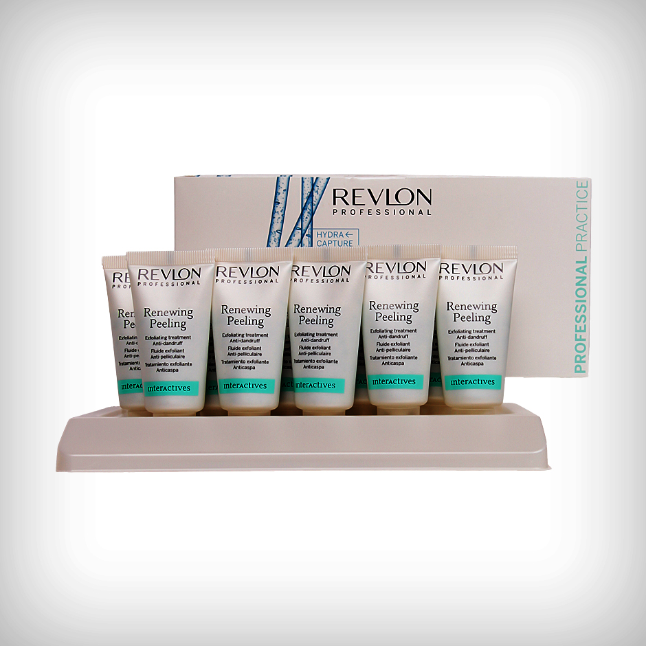 Revlon - Interactives Renewing Peeling 15x18ml