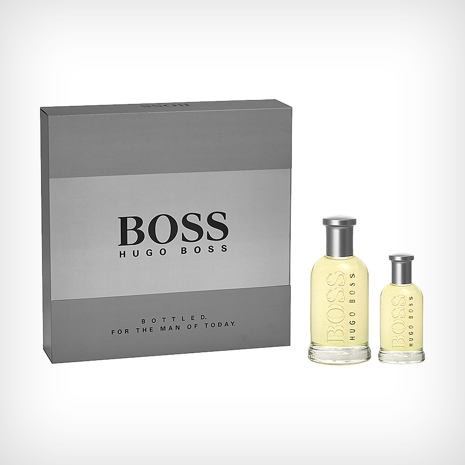 Hugo Boss - Boss Bottled EdT 100ml, EdT 30ml