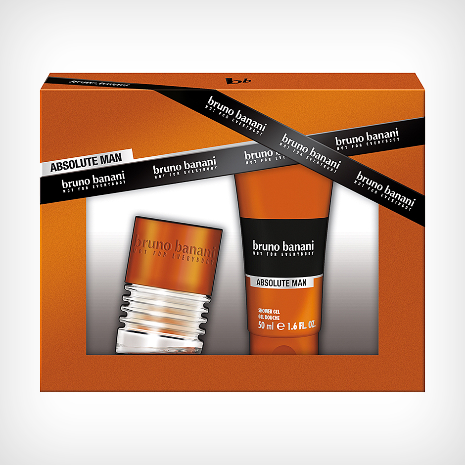 Bruno Banani - Absolute Man EdT 30ml, Shower Gel 50ml