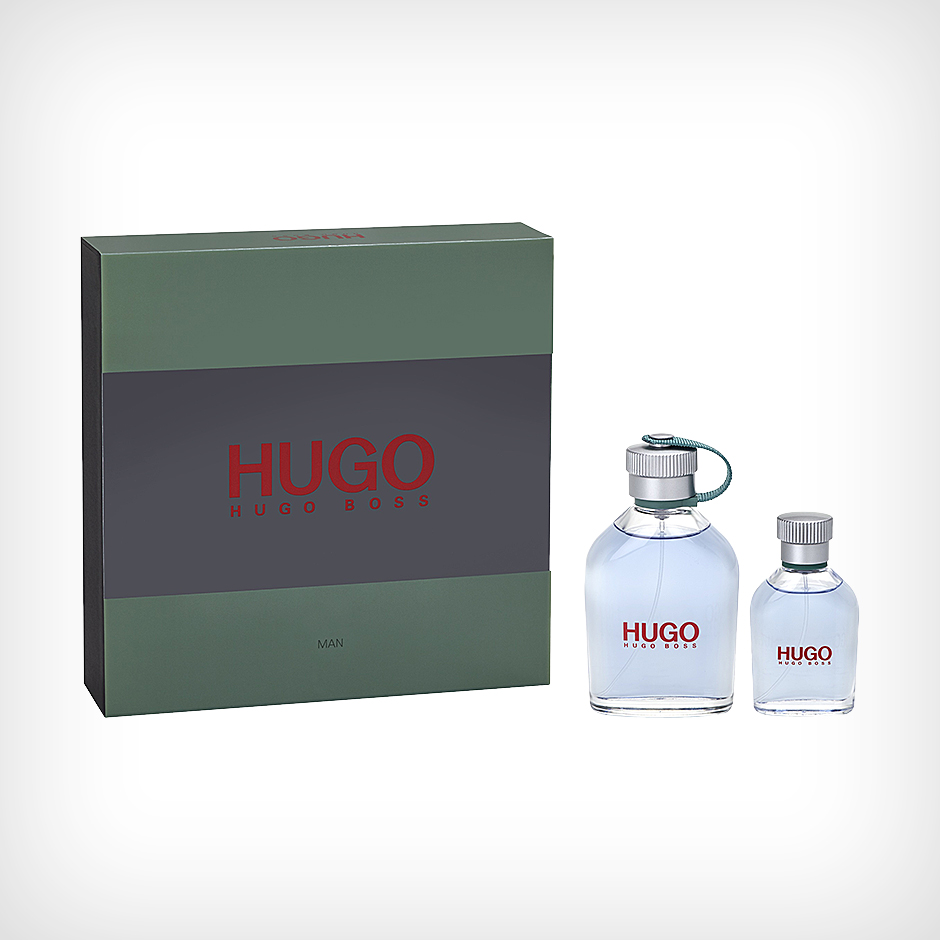 Hugo Boss - Hugo EdT 125ml, EdT 40ml
