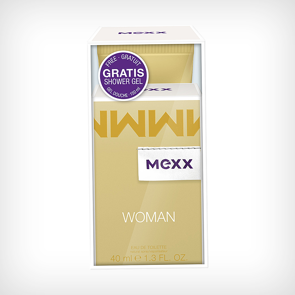 Mexx - Woman EdT 40ml, Body Lotion 150ml