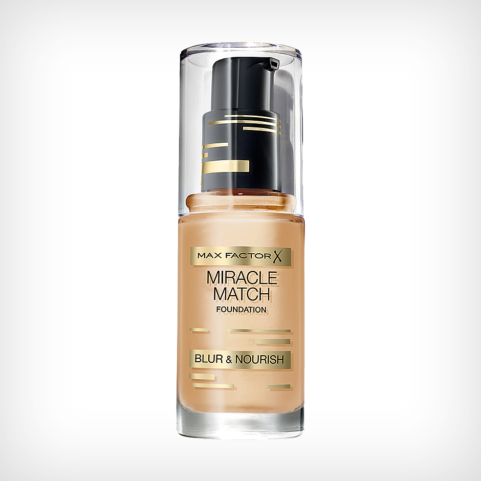 Max Factor - Miracle Match Foundation 45 Warm Almond 30ml