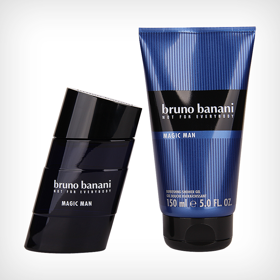 Bruno Banani - Magic Man EdT 50ml, Shower Gel 150ml