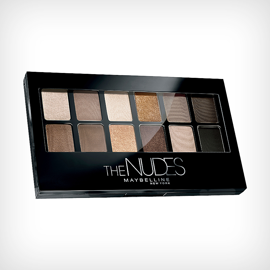 Maybelline - Eyeshadow Palette The Nudes The Nudes 6,8g