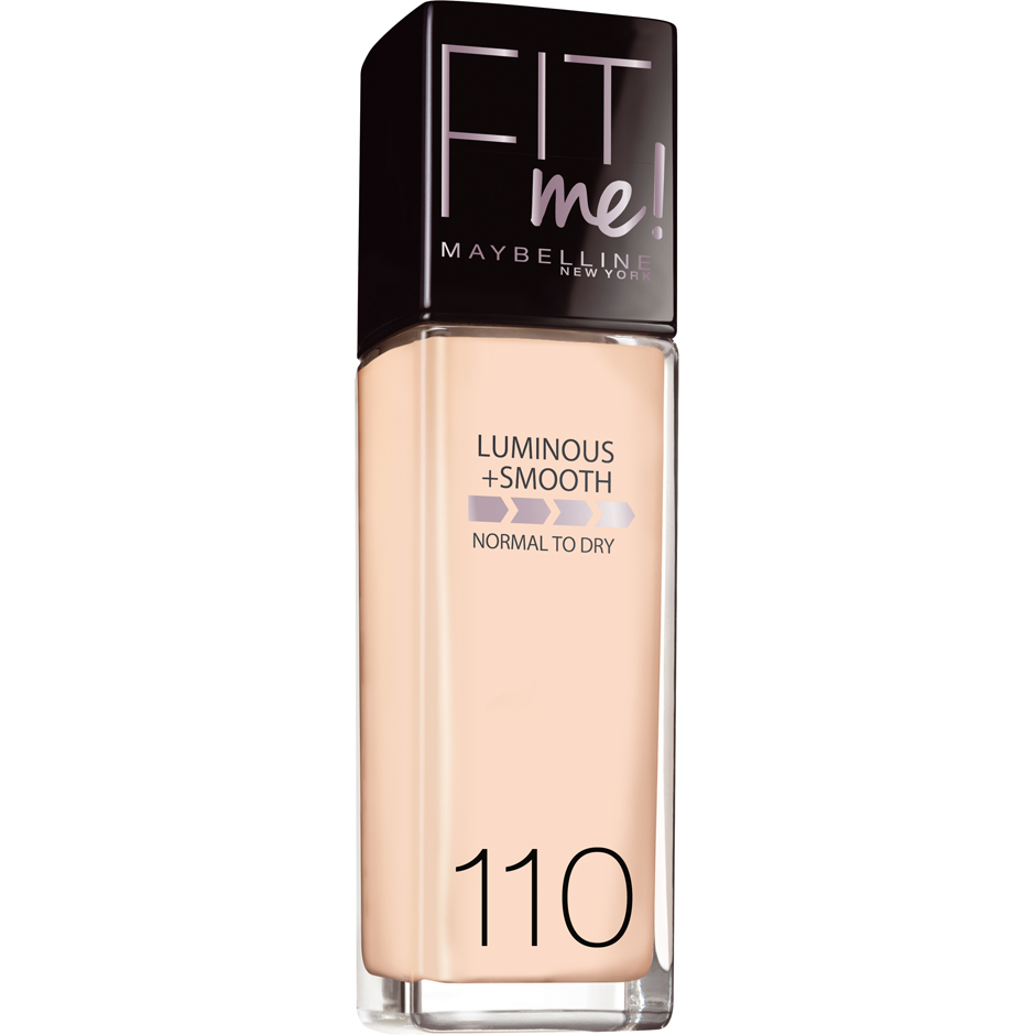 Maybelline - Fit Me Foundation 110 Porcelain 30ml