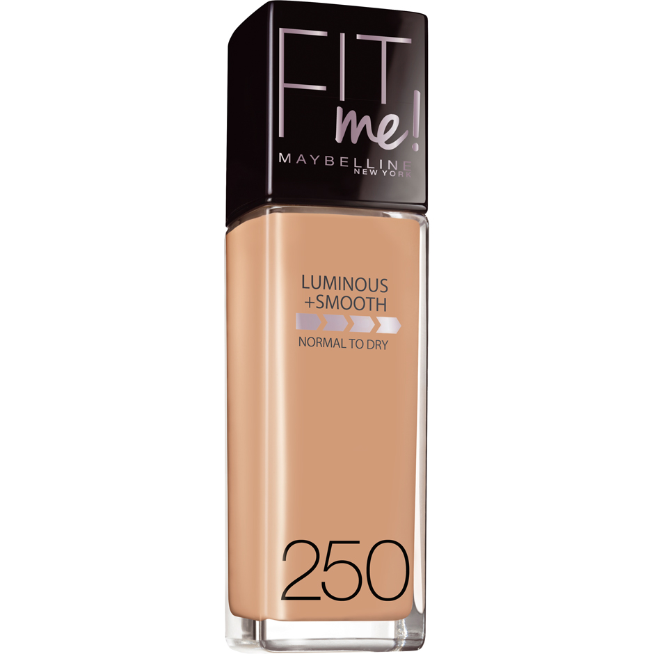 Maybelline - Fit Me Foundation 250 Sun Beige 30ml