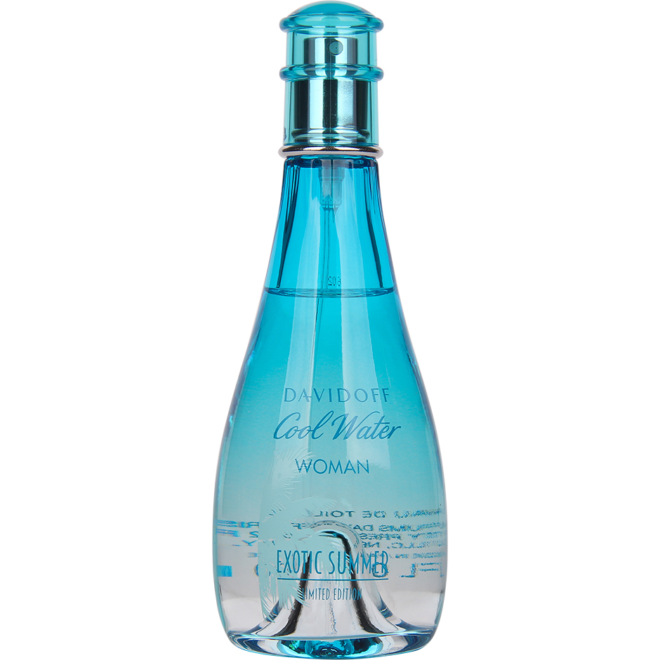 Davidoff - Cool Water Woman Exotic Summer EdT 100ml