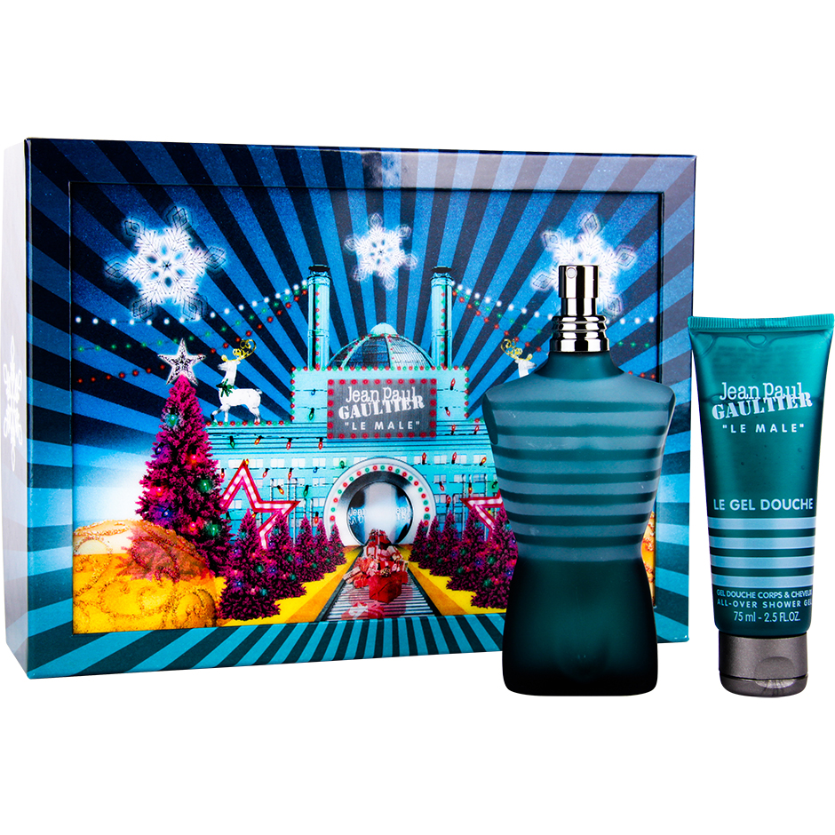 Jean Paul Gaultier - Le Male EdT 125ml, Shower Gel 75ml