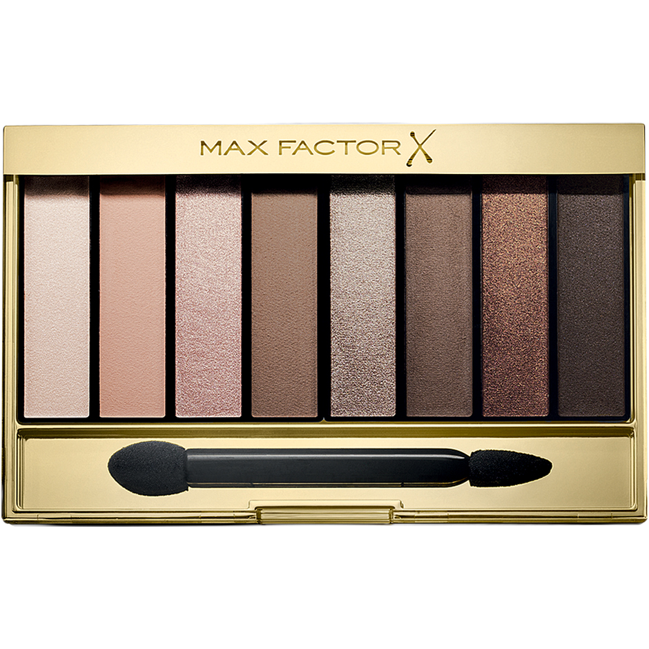 Max Factor - Nude Palette Eyeshadow Cappuccino Nudes