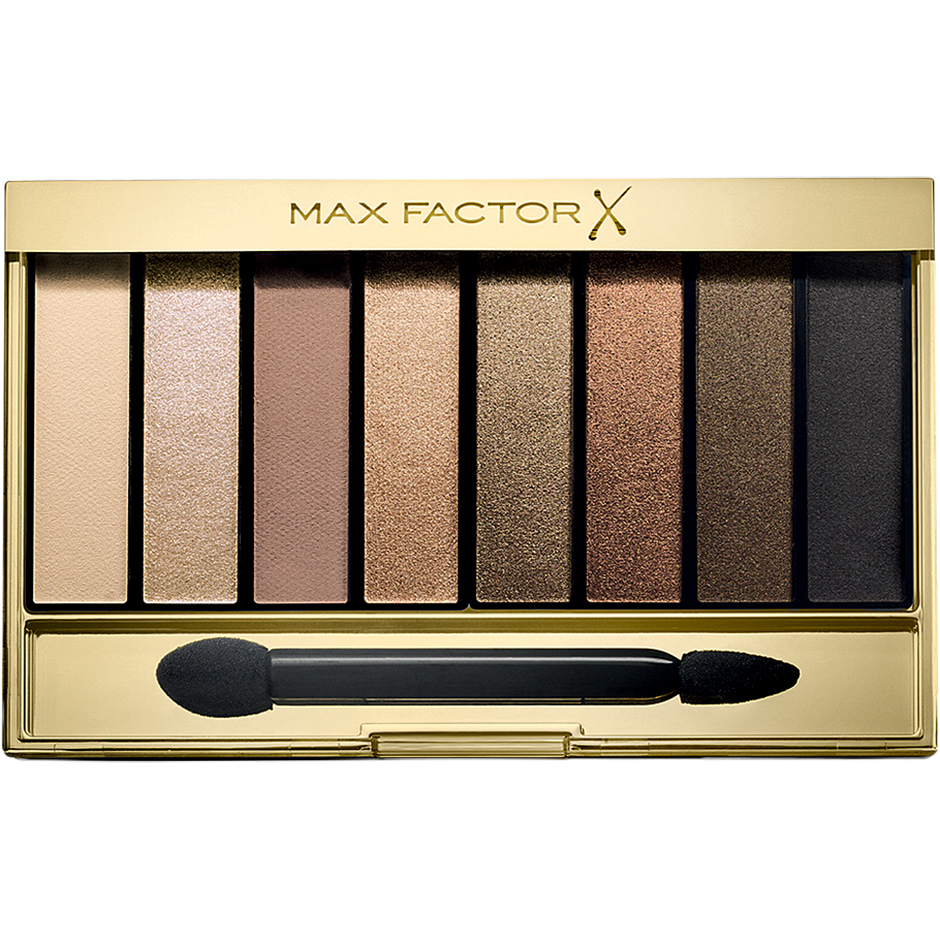 Max Factor - Nude Palette Eyeshadow Golden Nudes