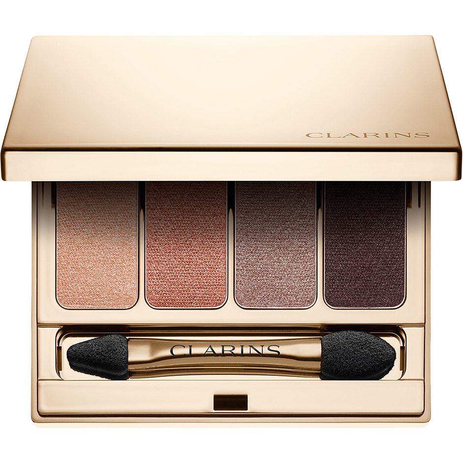 Clarins - 4-Colour Eyeshadow Palette 01 Nude
