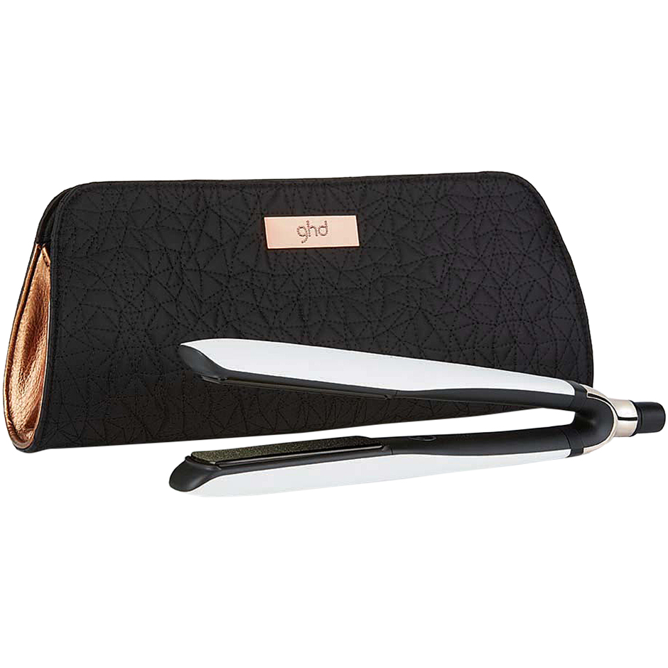 GHD - Copper Luxe Collection Platinum Styler White