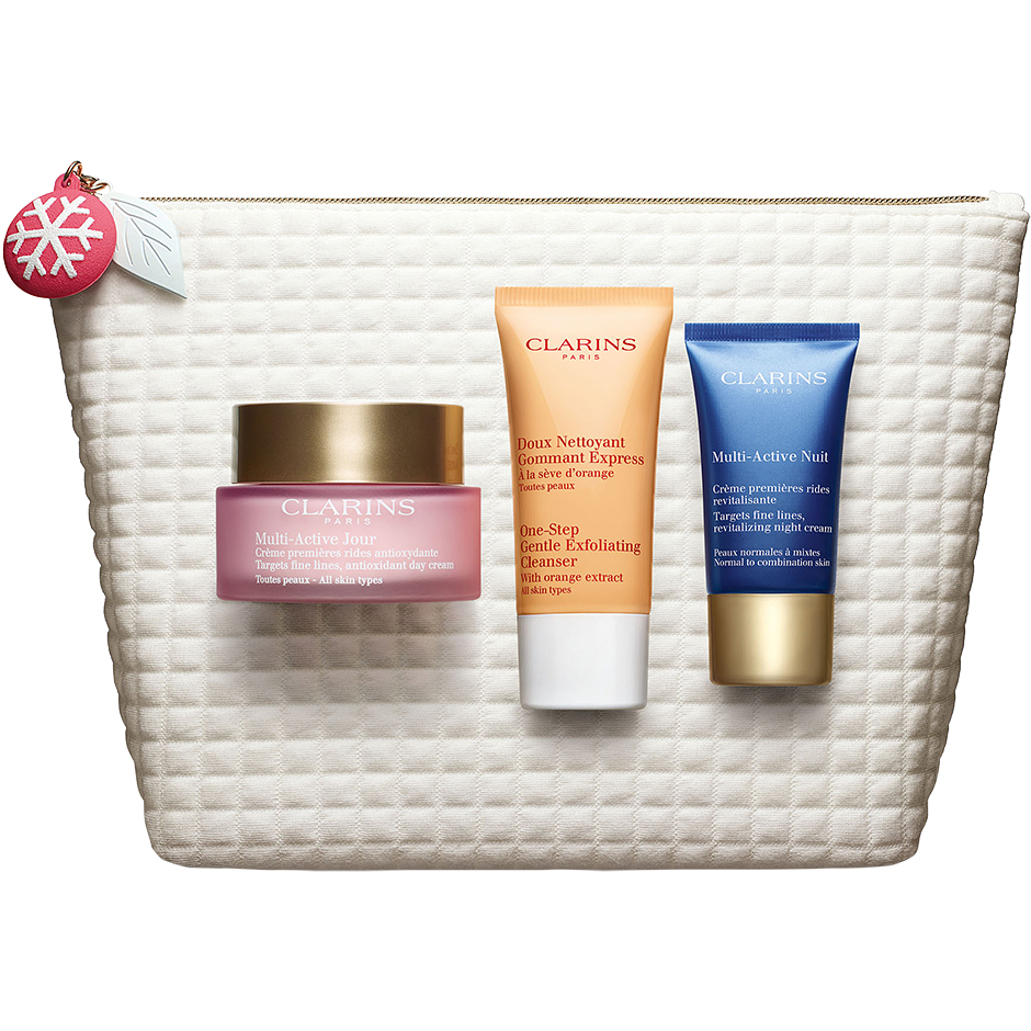Clarins - Multi-Active Collection 3 Pcs