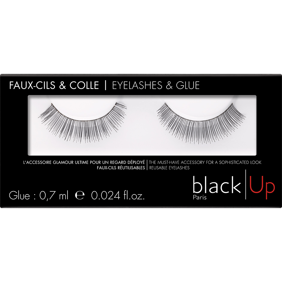blackUp - False Eyelashes N°01